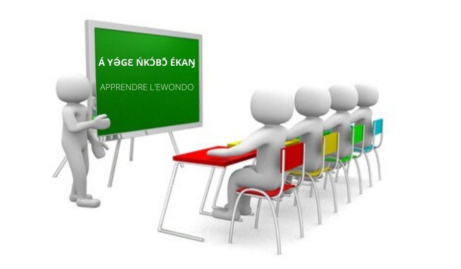 Apprendre Ewondo en ligne : salle de classe virtuelle Dzaleu.com