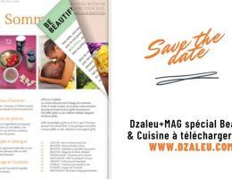 Sommaire de Dzaleu+Mag numéro 1