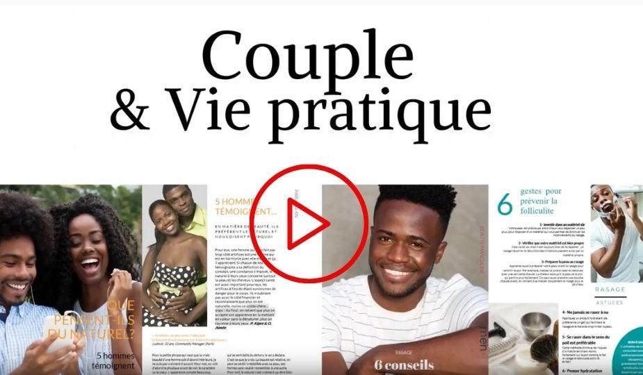 Couple et vie pratique dans Dzaleu+Mag n°1