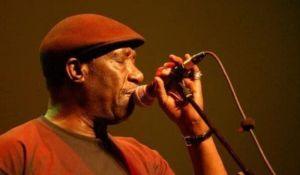 Balla Sidibe, co-fondateur de l'Orchestra Baobab (Sénégal)