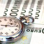 euros horloge heures sup