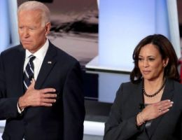 Kamala Harris et Joe Biden