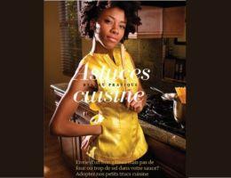 Astuces cuisine femme
