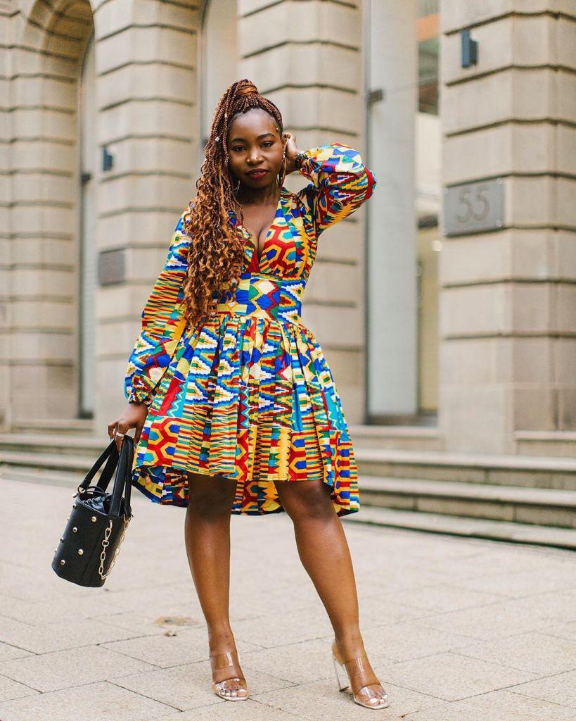 Kabangondo robe pagne cameroun
