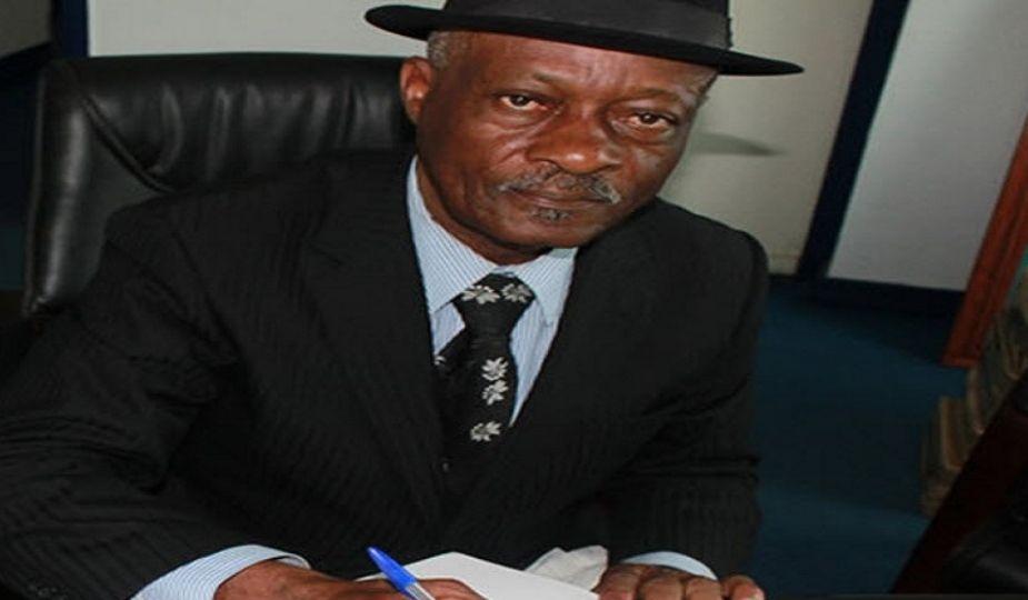 Hubert kamgang panafricaniste Cameroun