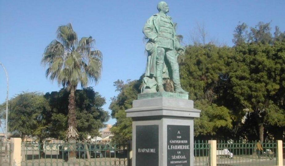 Senegal saint-Louis place faidherbe désormais Baya Ndar