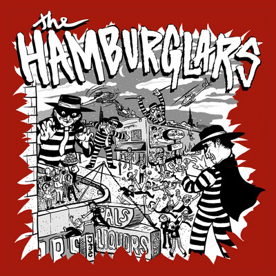 The Hamburglars - 10""