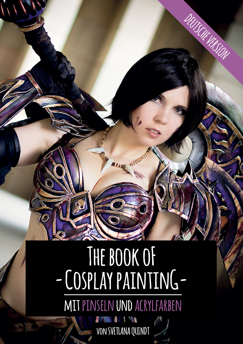 Book of Cosplay Painting