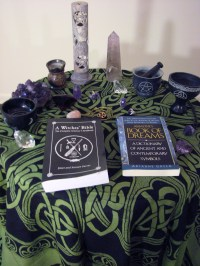 CELTIC Infinity Endless Knot MANDALA Medieval Green Pagan ...