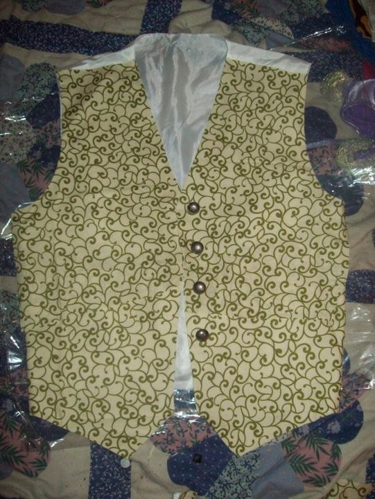 awesome kitchen gadgets chef wall decor sarah's vest-labyrinth costume-faeryspell creations on ...