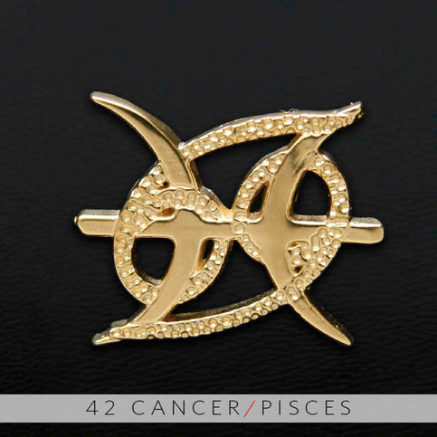 awesome kitchen gadgets rustoleum cabinet kit reviews 42 cancer and pisces gold unity pendant on storenvy