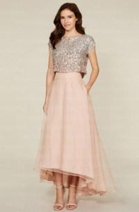 2 piece bridesmaid dresses, sequin bridesmaid dresses ...