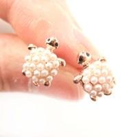 Dotoly Plus | Turtle Tortoise Sea Animal Stud Earrings in ...