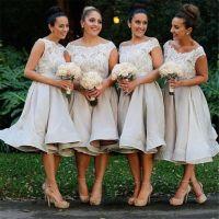 Off shoulder bridesmaid dresses, Grey bridesmaid dresses