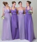 Tulle Junior Bridesmaid Dresses
