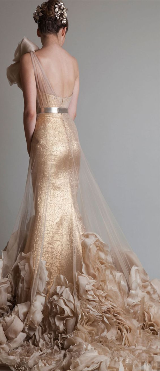 Gorgeous and Extravagant Prom Dress Custom Made 2017