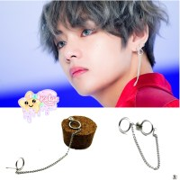 Taehyung's Style DNA Earrings  K-STAR  Online Store ...
