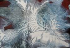Random Fandom - acrylic on paper - 13 x 19 inches