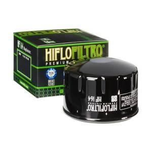 Фильтр масляный HIFLOFILTRO HF164 для мотоцикла BMW, Kymko
