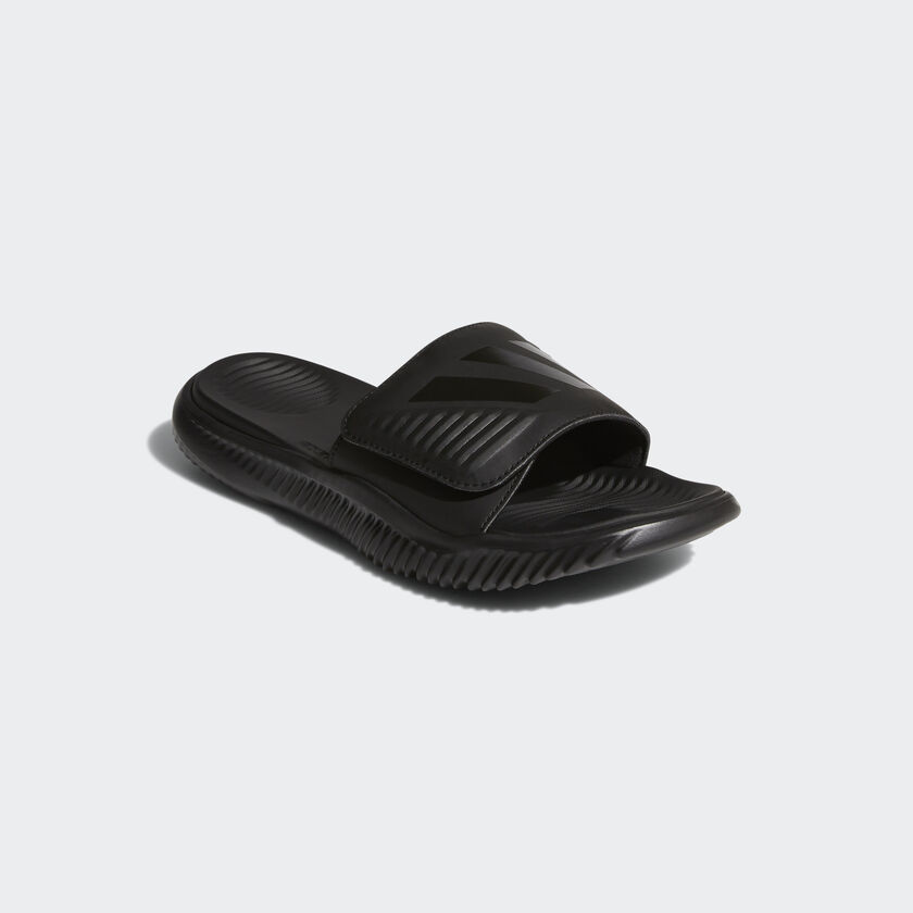 ALPHABOUNCE BASKETBALL SLIDES noir