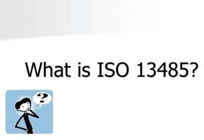 what is ISO 13485
