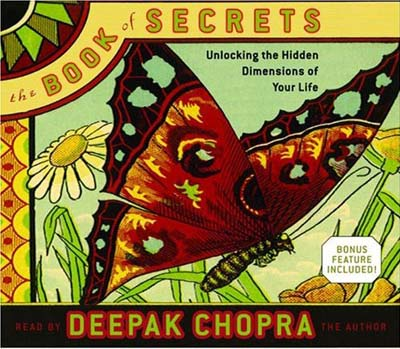 Deepak Chopra – The Book Of Secrets