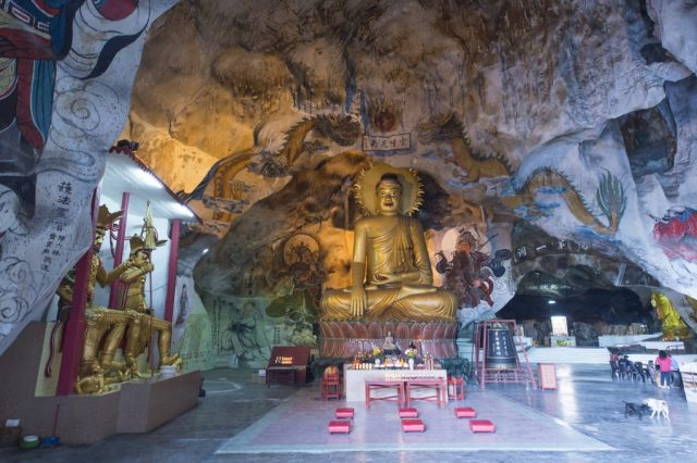 Tong Cave