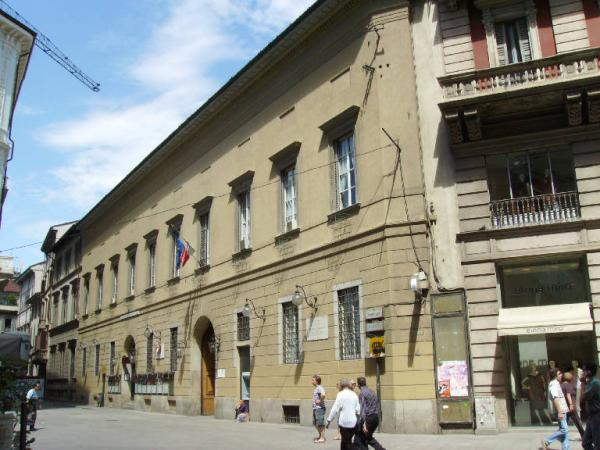 Palazzo Carmagnola – Milan