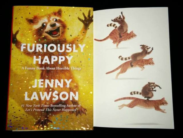 Furiously Happy A Funny Book About Horrible Things – Jenny Lawson