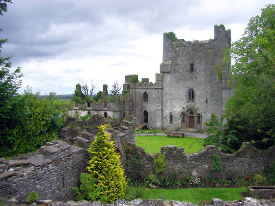 Leap Castle, Roscrea, Co. Offaly