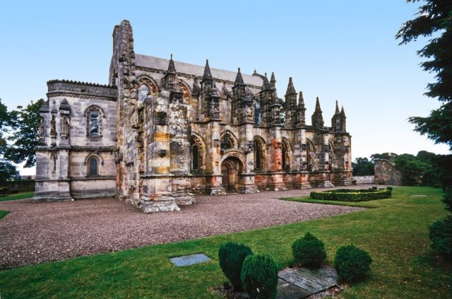 Rosslyn Chapel, Roslin