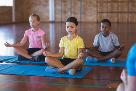 How Old Should Children Be Before They Start Learning To Meditate