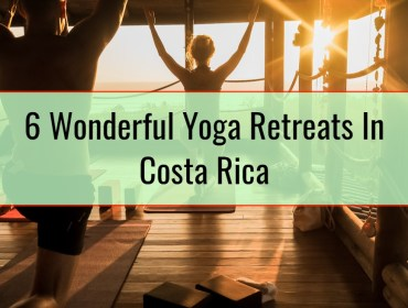6 Wonderful Yoga Retreats In Costa Rica