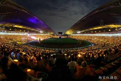 2012年大師莎亞南八萬人弘法大會