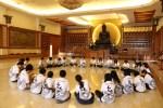 青年寺院生活體驗營2013年
