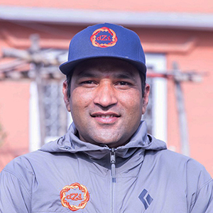 Gautam Silwal Headshot