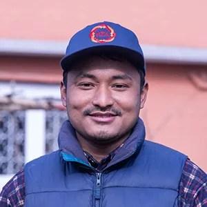 Sita Ram Thapa (Samip) Headshot