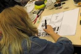 24 Hour Comic Day Kraków Arteteka