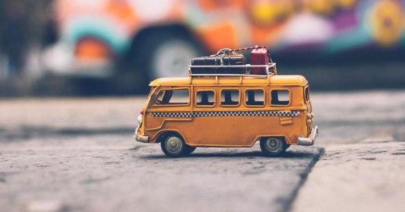 17 pomysłów na zabawy podczas podróży