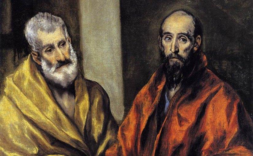 Uroczystość św. Apostołów Piotra i Pawła 29 czerwca