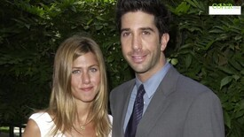 Jennifer Aniston and David Schwimmer are a couple?