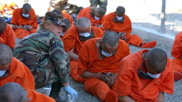 Guantanamo dla więźniów USA