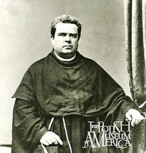 Ks. Leopold Moczygemba fot.archiwum Muzeum Polskiego w Ameryce