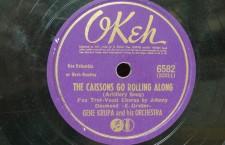 Gene Krupa, The Caissons Go Rolling Along, z kolekcji PMA fot. Iwona Bożek