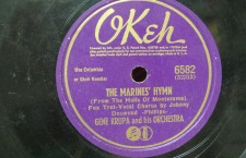 Gene Krupa, The Marines' Hymn, z kolekcji PMA fot. Iwona Bożek