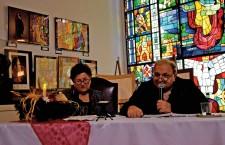 DZ Teresa Makowska i Krzysztof Arsenowicz podczas spotkania w MPA fot M Kot