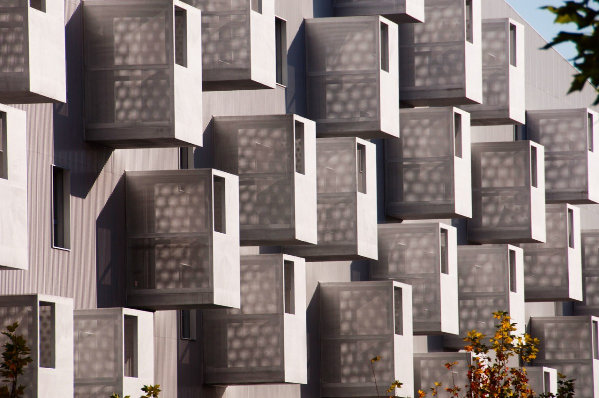 168 Social Housing in Madrid by Coco Architecture - 03