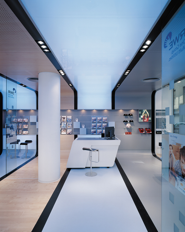 Energy Cells RWE Customer Service Centre By Dart Design Gruppe
