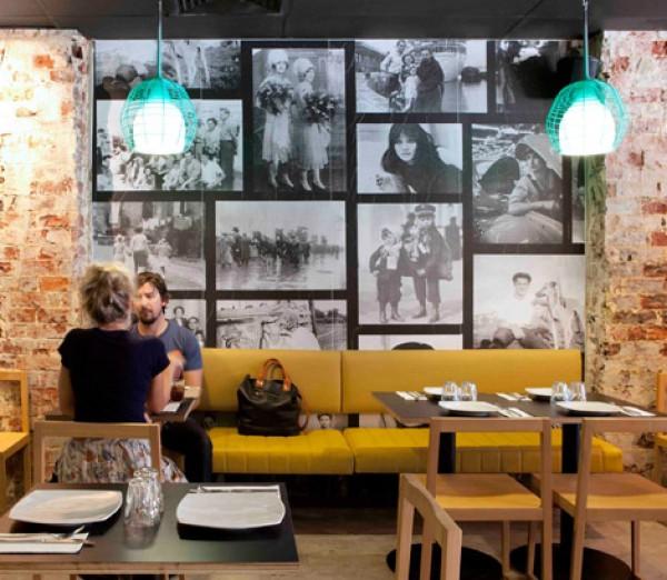 Pizzeria In Perth Inspired By 70's Style Interior Design DZine Trip