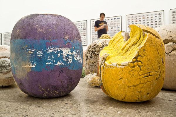 Gabriel-Orozco-Asterisms-exhibition-guggenheim-museum-3